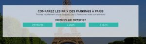 parking Gare D'Austerlitz